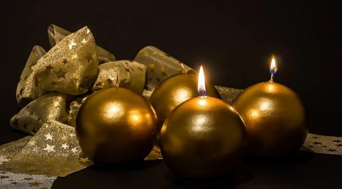 Fröhlichen Nikolaus und besinnlichen zweiten Advent